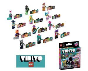 LEGO Vidiyo - Bandmates Series 1 - Complete Set of 12 - 43101 - AU