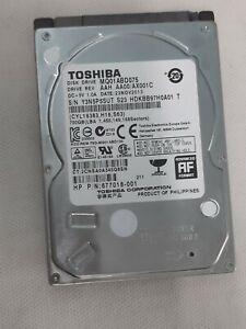PCB SCHEDA LOGICA Toshiba  MQ01ABD075 750GB SATA FUNZIONANTE