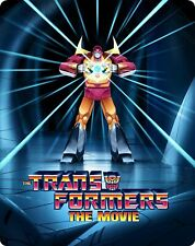 NEW The Transformers: The Movie - 35th Anniversary Steelbook 4K Preorder Aug 3