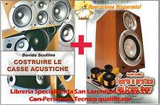 Costruire le casse acustiche