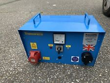 Transwave Single Phase To Three Phase Rotary Converter «Free Delivery»