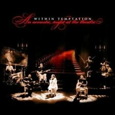 WITHIN TEMPTATION an acoustic night at the theatre (CD album) acoustic, pop rock