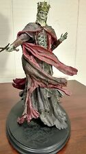 King Of The Dead SideShow Weta Polystone Statue From The Lord Of The Rings