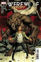 Werewolf by Night #1 Main cover A Marvel Comic 1st Print 2020 unread NM