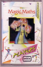Magic Maths (Players) Amstrad CPC - VGC & Complete