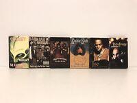 VTG Rap Cassette Singles Lot of 6 Outkast Busta Rhymes Bone Thugs Rare