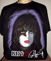 Kiss Paul Stanley 1978 Solo Album Retro T-Shirt Size S M L XL 2XL 3XL Rock Band