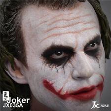 JXTOYS-035B 1//4 Painted Two-Face The Joker Head Sculpt High Quanlity PVC Head