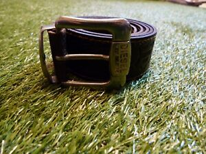 Diesel Belt Mens Leather
