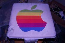 1985 vintage apple computer logo Superbowl XIX NFL seat cushion