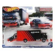 Hot Wheels Team Mix K #27 Nissan Skyline Gt-r Bnr32 Sakura SPRINTER