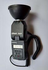 Quantum Qflash T5d-R flash strobe w/ reflector / Never used