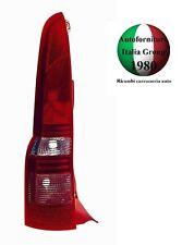 FANALE FANALINO STOP POSTERIORE SINISTRO SX CORPO ROSSO FIAT PANDA 03>11