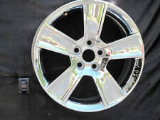 "18"" FORD MUSTANG FACTORY CHROME WHEEL RIM 3647"