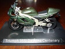 MOTO  1/24 TRIUMPH 955i DAYTONA CENTENARY