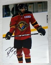 Montreal Canadiens Kyle Klubertanz Auto Djurgården 8x10 Photo