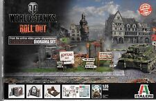 Italeri World of Tanks Roll Out: Himmelsdorf Diorama Set in 1/35 36505 ST