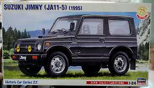 1995 SUZUKI JIMNY ja11-5, 1:24, 21122 Hasegawa