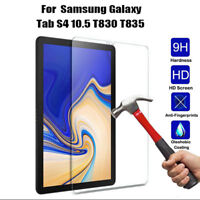 TEMPERED GLASS Screen Film Protector For Samsung Galaxy Tab S4 10.5 T830 Tablet