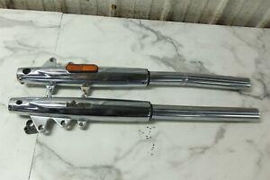 18 Indian Chieftain Limited front forks fork tubes shocks right left