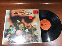 Timothy Clover – The Cambridge Concept Of Timothy Clover - VG+ Vinyl LP Record