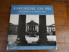 Wilhelm Kratt KARLSRUHE UM 1910 Photographiert Photos ENGELHARDT & BAUER 1979