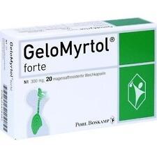 GELOMYRTOL FORTE 20St 1479157