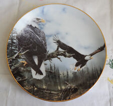"""On The Horizon Plate By Alan Hunt 8 1/4"""""""