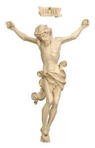 Crucifix Wood Natural, Crucifix Natural Wood, Kruzifix