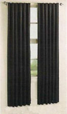 Polyester Unlined Panel Window Curtains