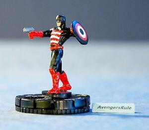 Marvel Heroclix Nick Fury Agent of S.H.I.E.L.D. 037 U.S. Agent Rare