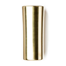 Jim Dunlop 232 Harris Tapered Brass Guitar Slide - Large
