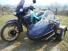 Honda Transalp and Squire Sidecar. Looking for cheaper PX
