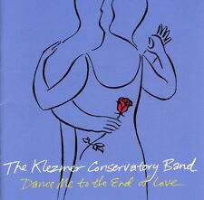 Dance Me To The End Of Love - Klezmer Conservatory Band (2000, CD NIEUW)