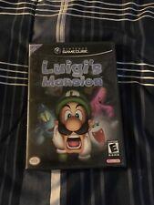 Luigi S Mansion Gamecube