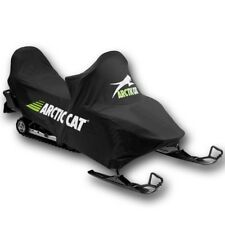 Arctic Cat 2018 Bearcat XT 540 Canvas Snowmobile Cover Black & Green - 7639-746