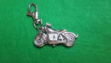 Beautiful Motorbike Keyring WATCH