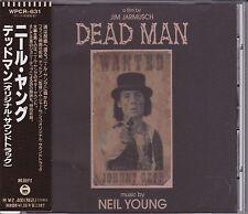 Free Shipping DEAD MAN Neil Young CD Original Obi Japan