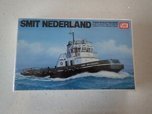 Vintage IMAI Smit Nederland tug boat 1:200 scale