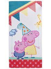Children's 100% Cotton Pictorial Peppa Pig Home & Furniture