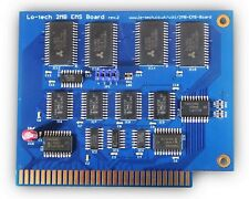 Assembled Tested & Working Lo-tech 2MB EMS Memory Board for 8-Bit PC Slots!
