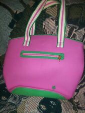 Lilly Pulitzer Pink& Green Bag Purse