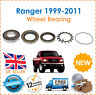 For Ford Ranger 2.5D 2.5 TD 1999-2011 Rear Wheel Bearing Kit New OE Quality