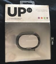 Brand New Up 24 by Jawbone Black size M