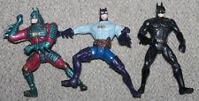 1996 Kenner Batman Legends & Forever Action Figure Lot #1