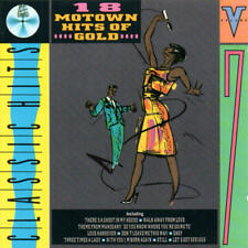 Motown Hits Of Gold Volume 7 (CD-Album) 1989