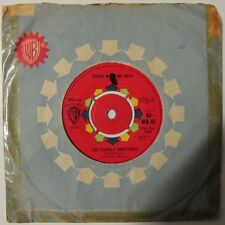 """Everly Brothers-Stick With Me Baby-45-WB.42-Vinyl-7""""-Single-Record-45-1960s"""