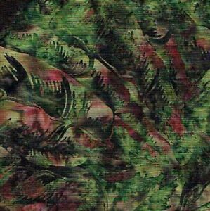 "Bali Tropical ""Jungle""-Hoffman Fabrics-BTY"