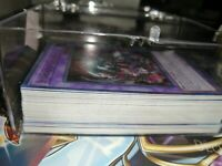 Yugioh 50 Mixed Card Lot! 10 Rares/Holos Included! Near Mint!