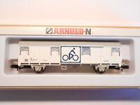 ARNOLD 4419 Gedeckter Güterwagen OVP (46647)